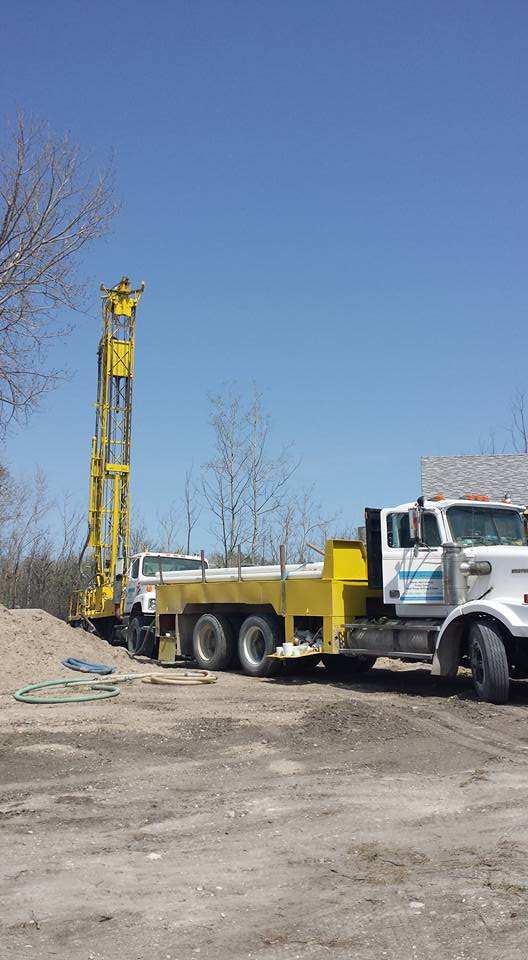 Kiansky Bros Well Drilling | Well drilling equipment