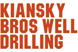 Kiansky Bros Well Drilling