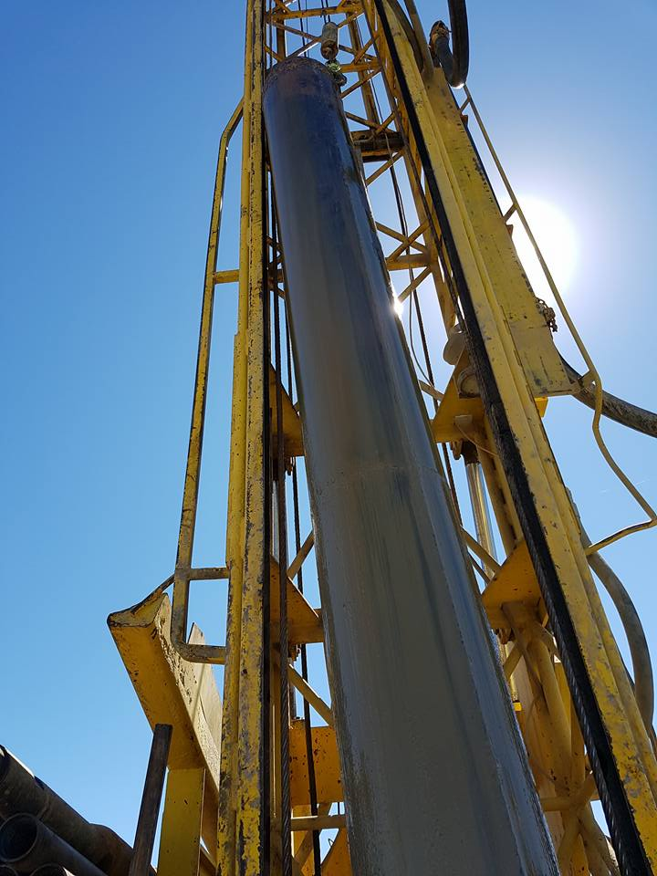 Pipe and well drilling equipment